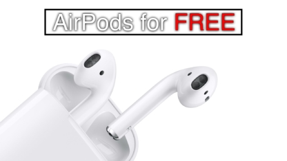 cellpros airpods for free